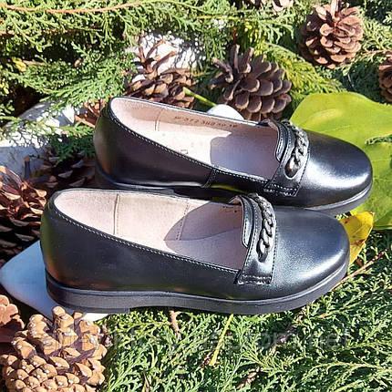 Туфлі - лофери Мальва для дівчинки р. 30, 31, 32, 33, фото 2