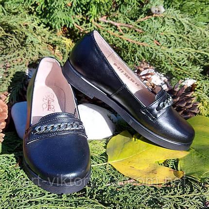 Туфли - Лоферы Мальва для девочки р. 30, 31, 32, 33, фото 2