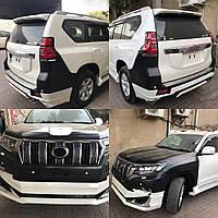 Toyota Prado 150 Комплект рестайлінгу з 2009-2016 на 2017- (з Full Led оптикою)