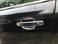 Chevrolet Orlando 2010-2021 гг. Мильнички под ручки (4 шт, нерж)