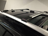Subaru Forester 2013 Перемычки на рейлинги под ключ Черный