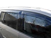 Volkswagen Touran (2015-2021) Ветровики (4 шт, HIC)