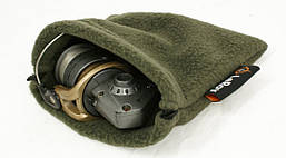 Флисовый чехол-мешок для катушки LeRoy Олива S