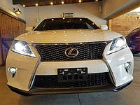 Lexus RX 2012-2015 Комплект апгрейда PRO на 2016 год без оптики
