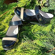 Туфли Пепик для девочки р. 32, 34