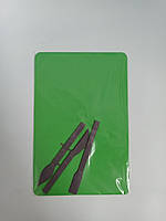 Дошка для пластиліна Люкс колор 235*155мм +стеки