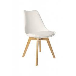 Кресло Bonro B-487 белое