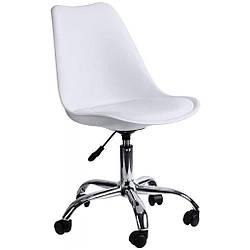 Кресло Bonro B- 487 на колесах белое