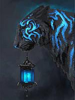 Набор для вышивки бисером Путь тигра