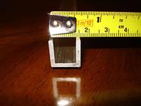 Швеллер алюминиевый 15х15х2,0 мм, фото 1