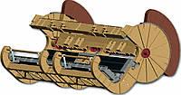 Вагоноопрокидыватель боковой стационарный ВБС-93АМ