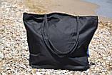 Сумка жіноча пляжна на блискавці (Арт. NS649/20) | 1 шт., фото 4