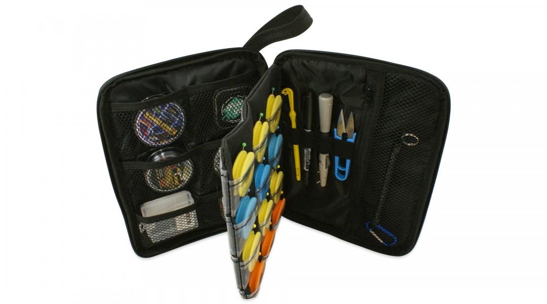 LeRoy EVA Spool - рибальська сумка органайзер для шпуль, гачків, лісок(Чорний)
