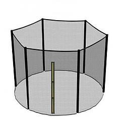 Сітка для батута 252 см 6 стовпчиків
