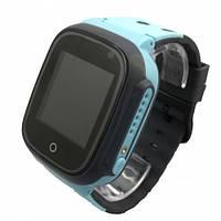 Детские Умные Смарт Часы Baby Smart Watch A41 Original Черно-Синие