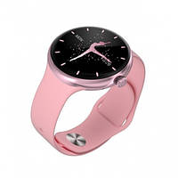 Умные Смарт Часы Supero Smart Watch Up9 С Тонометром Розовые
