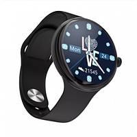 Умные Смарт Часы Supero Smart Watch Up9 С Тонометром Черные