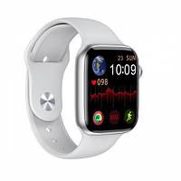 Умные Смарт Часы Supero Smart Watch W26 С Тонометром Белые