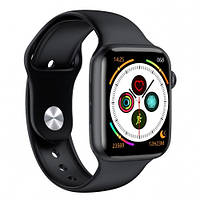 Умные Смарт Часы Supero Smart Watch W26 С Тонометром Черные