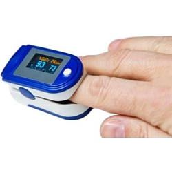 Пульсоксиметр Fingertip Pulse Oximeter LK-87(товар з вітрини)