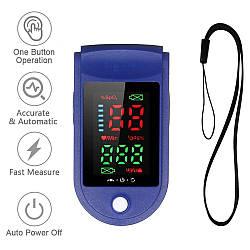 Пульсоксиметр Fingertip Pulse Oximeter LYG(товар з вітрини)