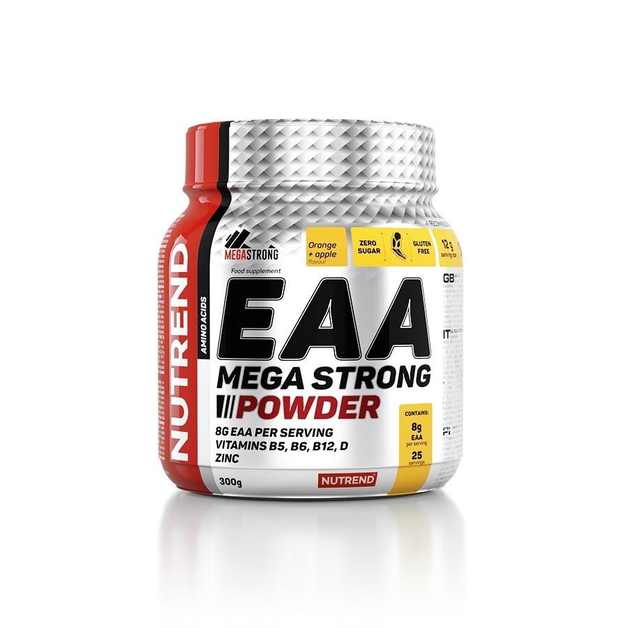 Амінокислота В ЕАА Mega Strong, 300 грам Ананас-груша
