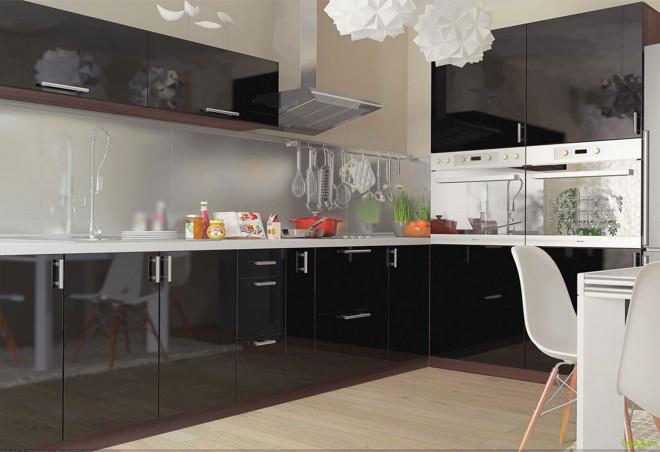 Модульная кухня МоДа Люкс / MoDa Luxe Вип-Мастер