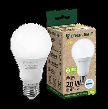 Лампа світлодіодна ENERLIGHT A80 20Вт 6500K E27