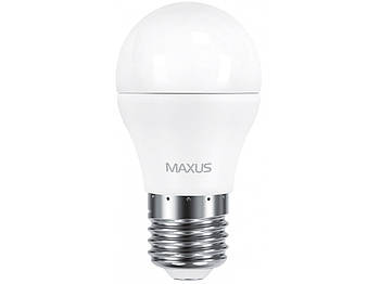 Лампа LED G45 F 6W 3000K 220V E27 (1-LED-541)