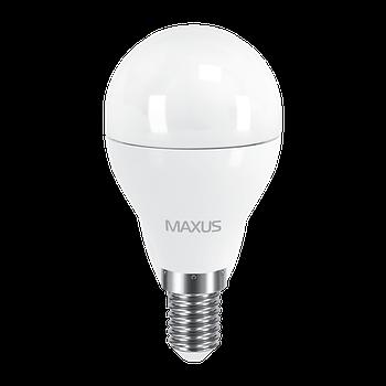 Лампа LED G45 F 6W 4100K 220V E14 (1-LED-544)