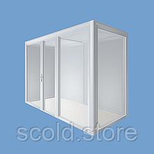 Цветочная витрина SCold PreF-7