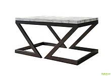 Журнальный столик Зетт 540/1100/600 Металл-Дизайн