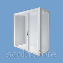 Квіткова вітрина SCold PreF-3