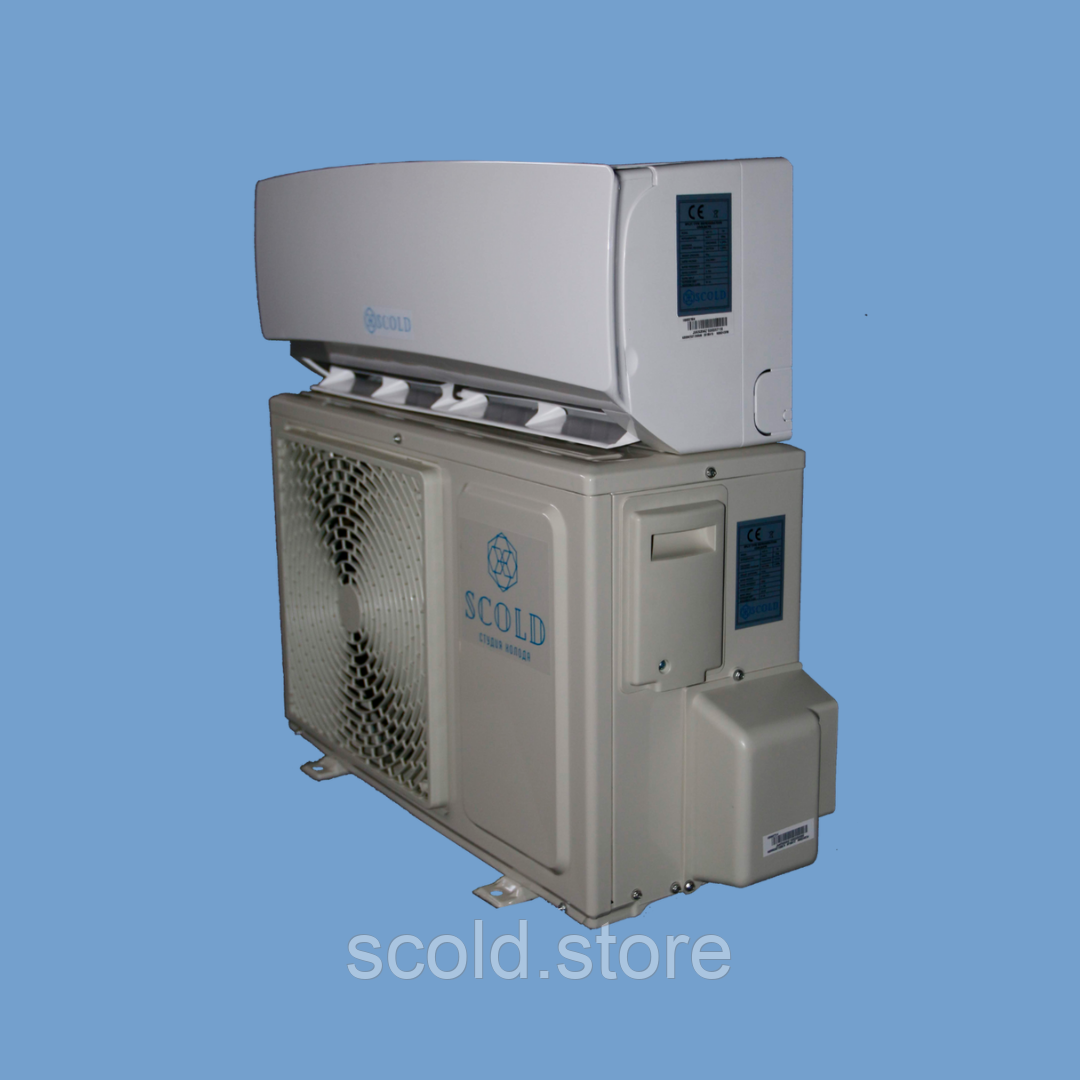 Холодильний Кулбаїн SCold AgK-17FV