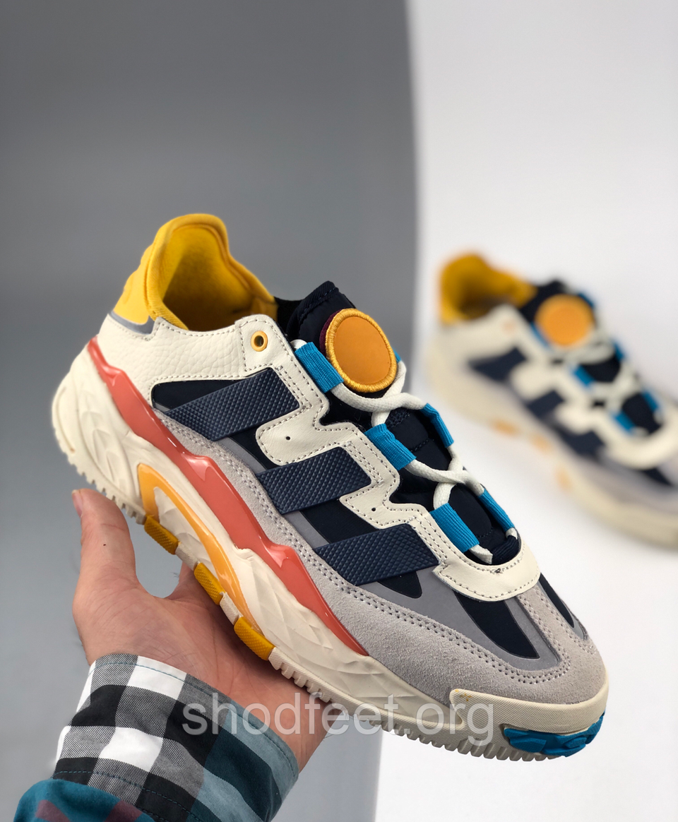 Кросівки чоловічі Adidas Niteball Multicolor