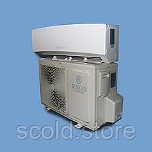 Холодильный Кулбаин SCold AgK-21TW
