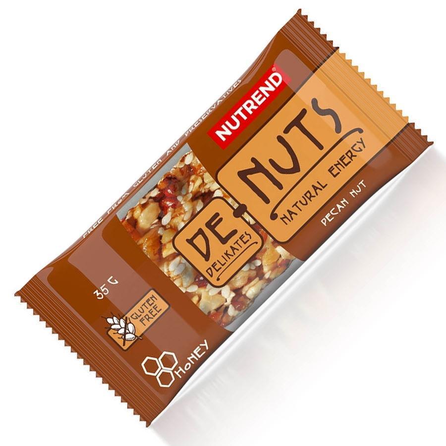 Батончик Nutrend DeNuts, 35 грам, горіх пекан