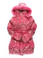 Детское пальто для девочки, фото 1