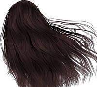 Краска для волос с пчелиным воском Echosline 4.0 интенсивный каштан/фарба каштанова для волосся 100 мл