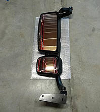 Зеркало заднего вида (левое) HOWO, ХОВО (WG1642770003)