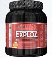 Предтренировочные комплексы ActiWay Exploz 420g