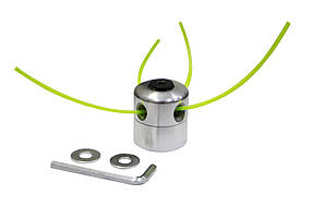 Шпуля для триммера Verano алюминиевая 51 х 46 мм (71-766)