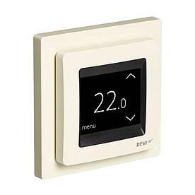 Терморегулятор DEVIreg Touch програмований з дисплеєм (140F1078)