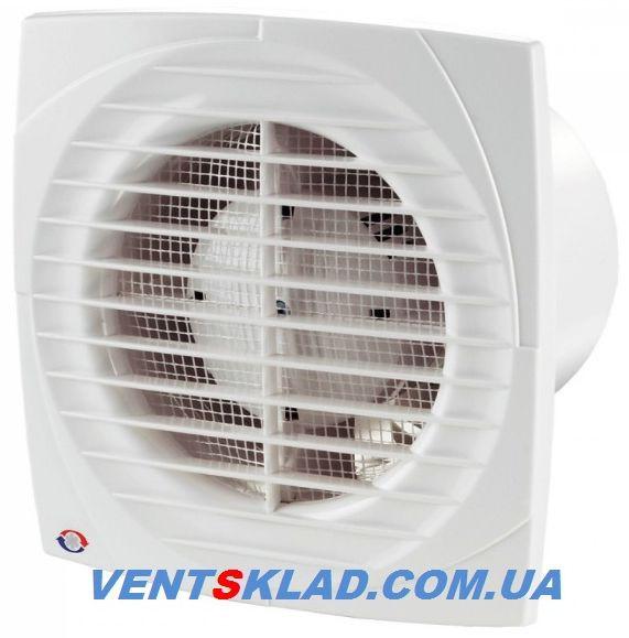 Витяжний вентилятор з вимикачем Вентс 125 ДВ