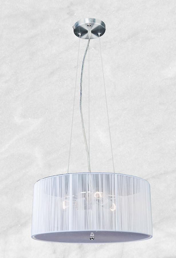 Люстра 20-P80201-4 (белый)