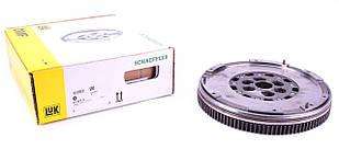 Демпфер зчеплення Fiat Doblo 1.6 D Multijet 10- (Euro5/6) LuK (Німеччина) 415 0679 10