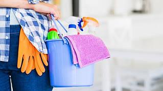 Рекомендації по прибиранню будинку і на роботі