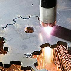 Плазмова різка металу 2 мм*
