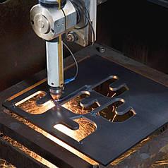 Плазменная резка металла 10 мм*