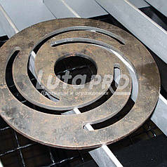 Плазменная резка металла 16 мм*